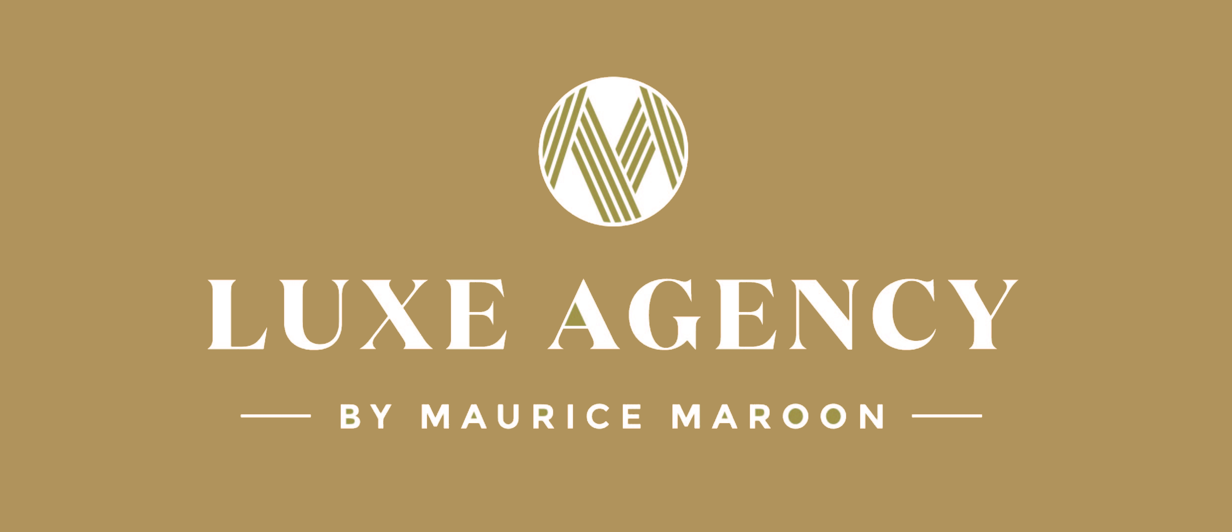 Luxe Agency by Maurice Maroon